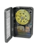 Intermatic C8845 - Short Range Cycle Timer - Clock Motor 125V 60Hz - Dial Cycle 4 Hr. - Tripper Actuating Time 120 Second